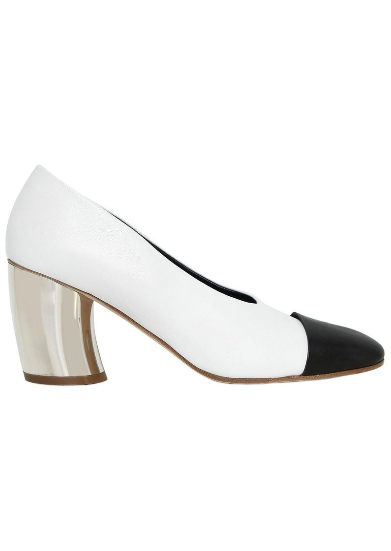 Proenza Schouler 70mm Leather Pumps