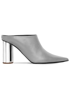 Proenza Schouler 90mm Pointy Leather Mules