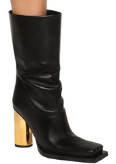 Proenza Schouler 95mm Leather Ankle Boots