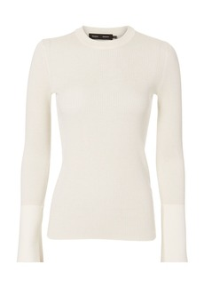Proenza Schouler Bell Sleeve Knit Top