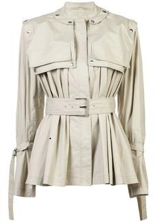 Proenza Schouler Belted Trench Jacket