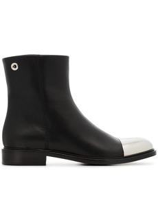 Proenza Schouler Flat Cap Toe Boot