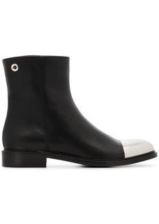 Proenza Schouler Metal Cap Toe Boots
