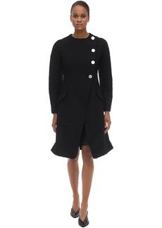 Proenza Schouler Bonded Tweed Bouclé Coat