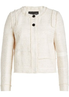Proenza Schouler Boucle Jacket with Cotton