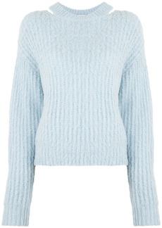 Proenza Schouler brushed alpaca sweater