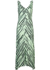 Proenza Schouler brushstroke print dress