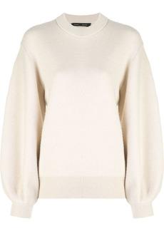 Proenza Schouler Cashmere Puff Sleeve Sweater