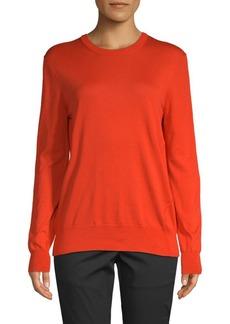 Proenza Schouler Classic Crewneck Sweater