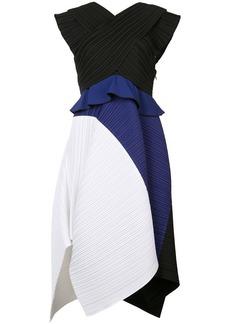 Proenza Schouler color block dress