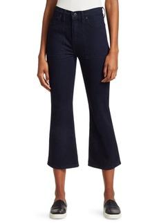Proenza Schouler Comfort Stretch Flare Jeans