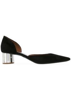 Proenza Schouler contrast-heel pumps