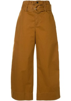 Proenza Schouler Cotton Paper Bag Pants
