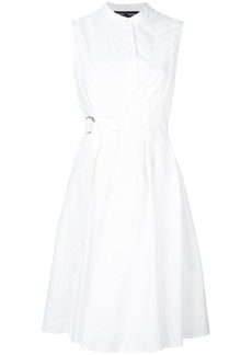 Proenza Schouler Cotton Wrap Dress