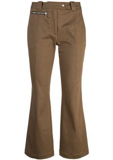 Proenza Schouler Crop Flare Pants