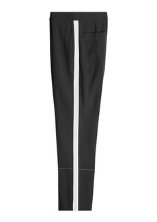 Proenza Schouler Cropped Carrot Pants with Wool