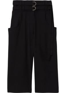 Proenza Schouler double-belted waist culottes