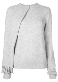Proenza Schouler draped jumper