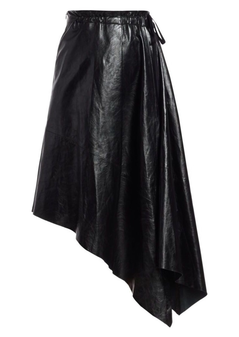 Proenza Schouler Drawstring Midi Skirt