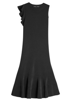 Proenza Schouler Dress with Ruffle