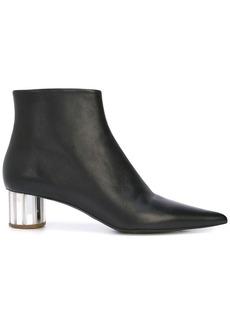 Proenza Schouler facet heel ankle boots