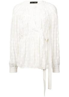 Proenza Schouler fil coupé blouse