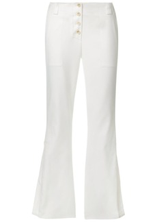 Proenza Schouler Flared Pants