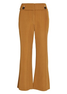 Proenza Schouler Flared Suiting Trousers