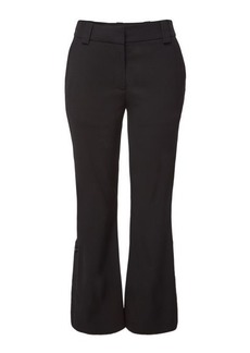 Proenza Schouler Flared Wool Pants
