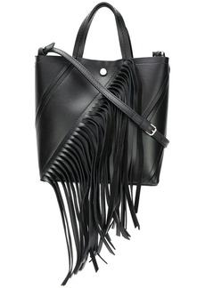 Proenza Schouler fringe detail crossbody bag