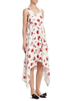 Proenza Schouler Handkerchief Hem Dress