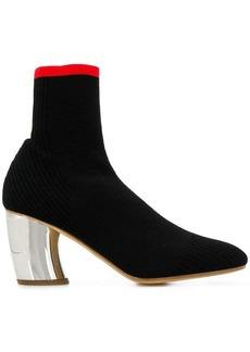 Proenza Schouler Knit Sock Boots