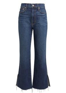 Proenza Schouler High-Rise Cropped Jeans