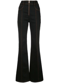Proenza Schouler High Waisted Denim Trousers