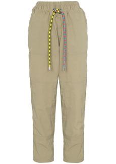 Proenza Schouler high-waisted drawstring trousers