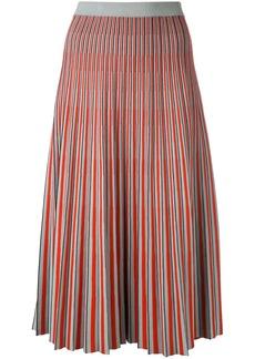 Proenza Schouler jacquard knit skirt