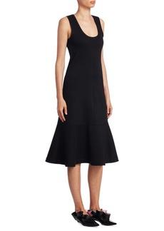 Proenza Schouler Knit A-Line Dress
