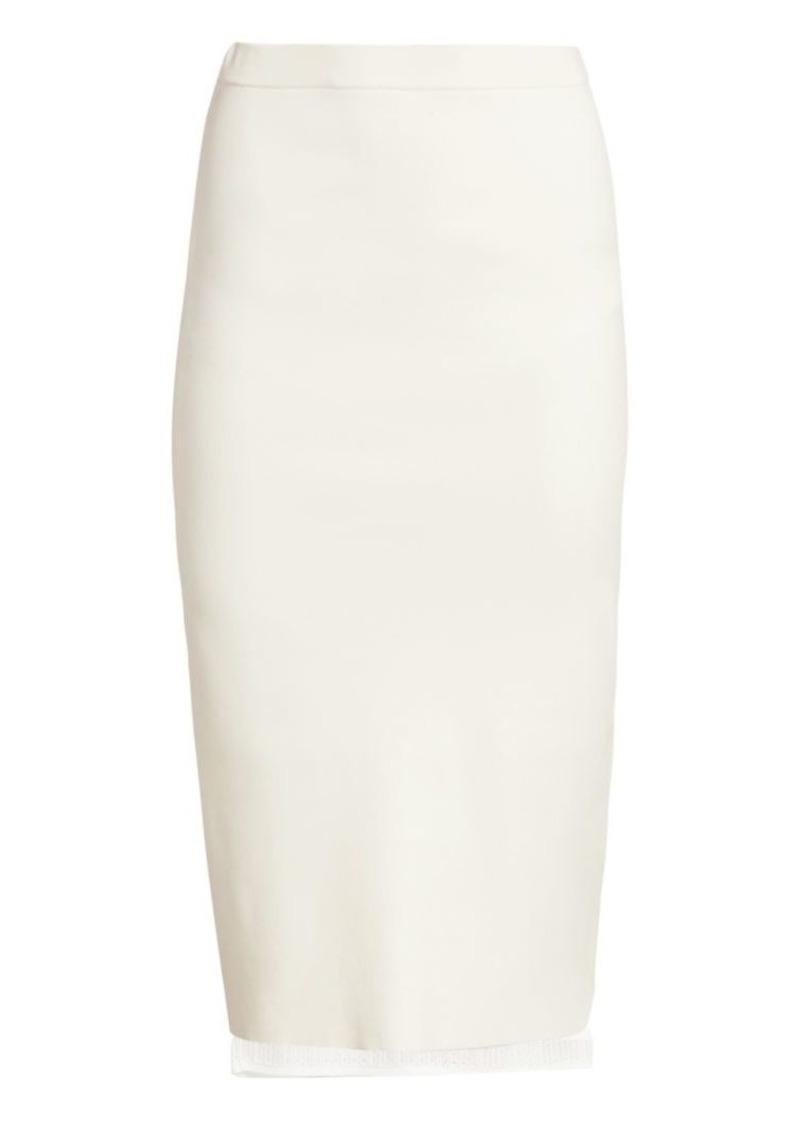 Proenza Schouler Knit Midi Skirt