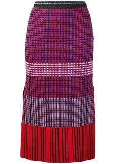 Proenza Schouler knitted pencil skirt