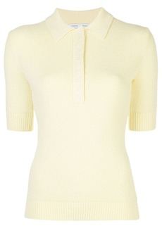 Proenza Schouler knitted polo top