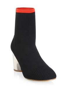 Proenza Schouler Knitted Sock Booties