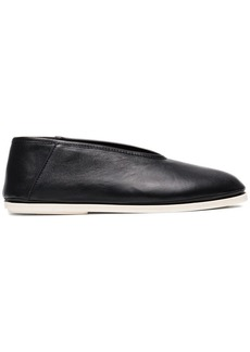 Proenza Schouler Leather Slip-Ons
