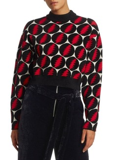 Proenza Schouler Lighting Bolt Pullover