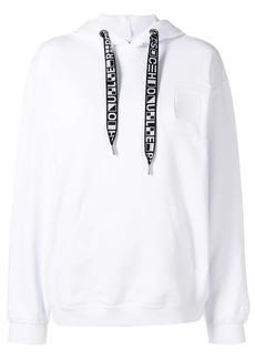 Proenza Schouler logo hoodie