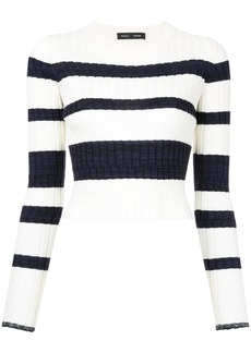 Proenza Schouler long sleeve crewneck top