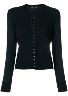 Proenza Schouler Long Sleeve Short Cardigan