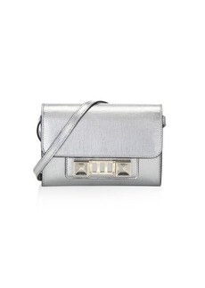Proenza Schouler Metallic New Linosa Leather Mini Bag