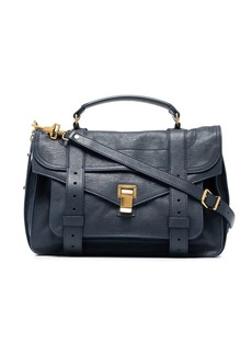 Proenza Schouler blue PS1 Medium leather shoulder bag