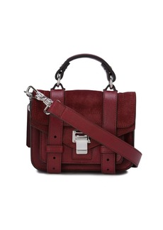Proenza Schouler Mixed PS1 Micro bag