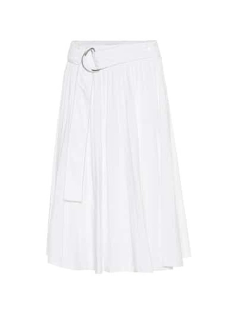 Proenza Schouler Nylon midi skirt